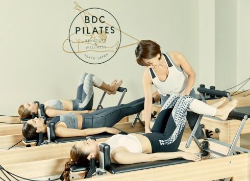 BDC PILATES表参道B Studioの画像
